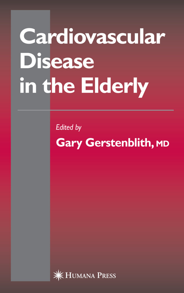 Cardiovascular Disease in the Elderly als Buch