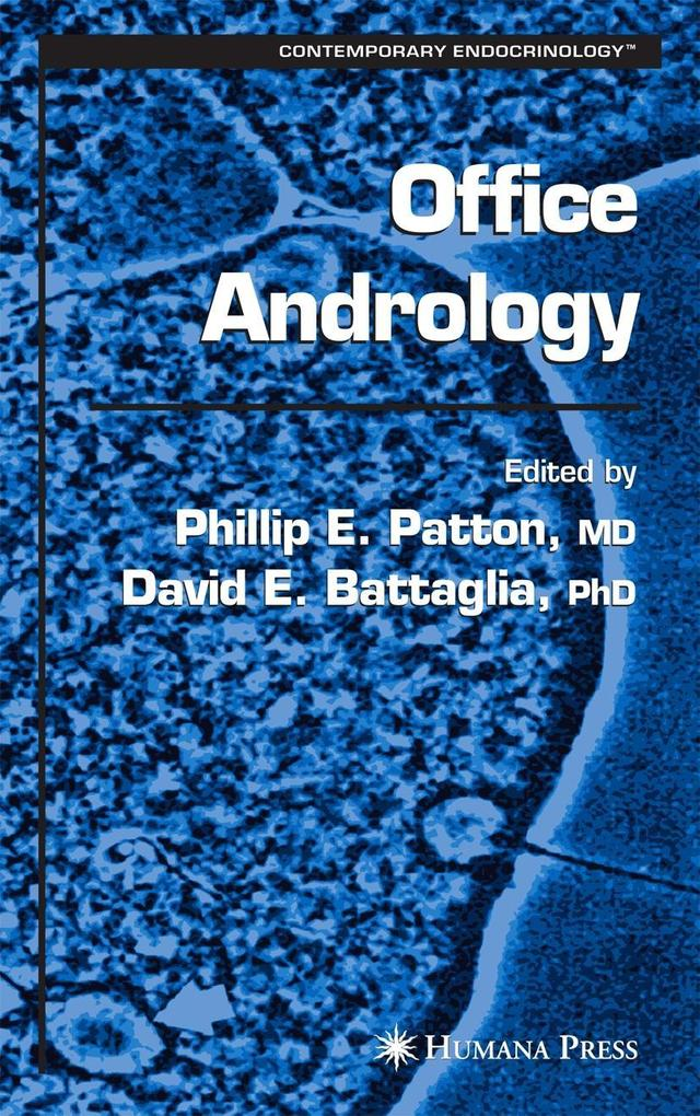 Office Andrology als Buch