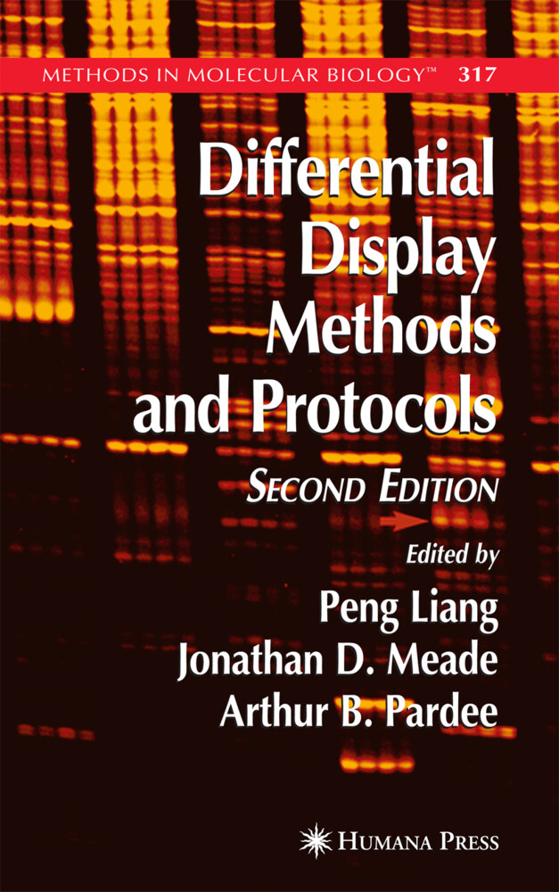 Differential Display Methods and Protocols als Buch