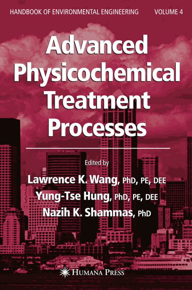 Advanced Physicochemical Treatment Processes als Buch