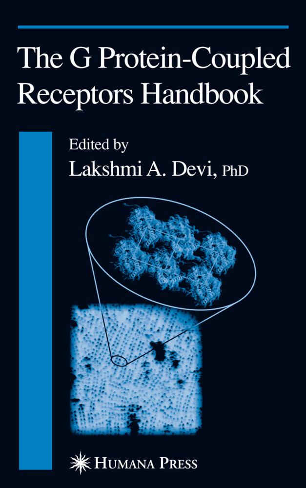 The G Protein-Coupled Receptors Handbook als Buch