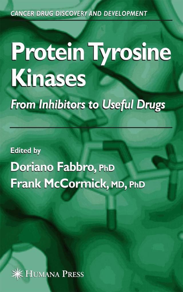Protein Tyrosine Kinases als Buch