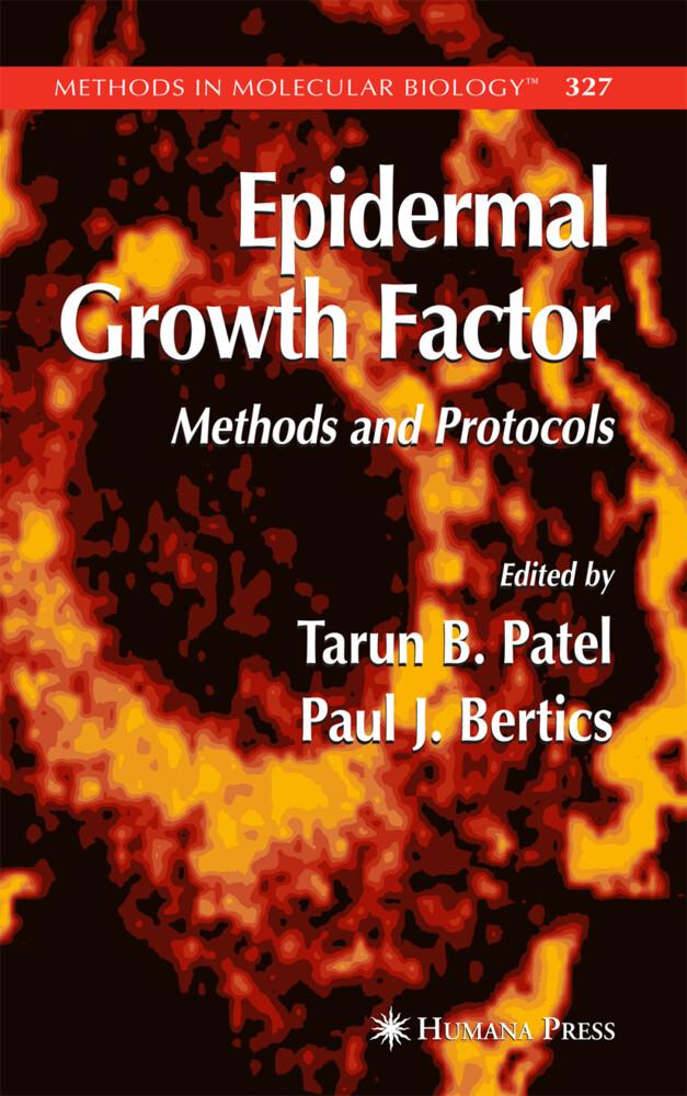 Epidermal Growth Factor als Buch