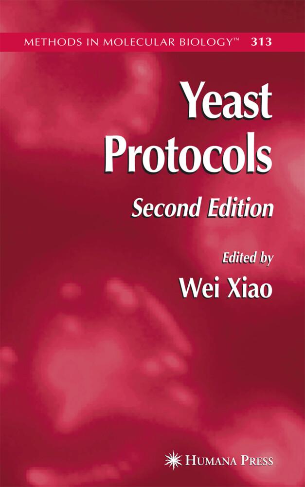 Yeast Protocols als Buch