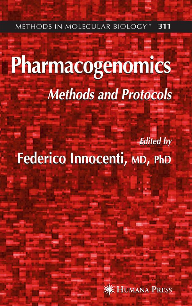 Pharmacogenomics als Buch