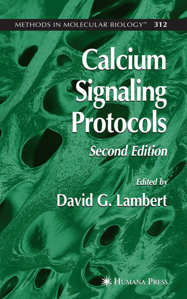 Calcium Signaling Protocols als Buch