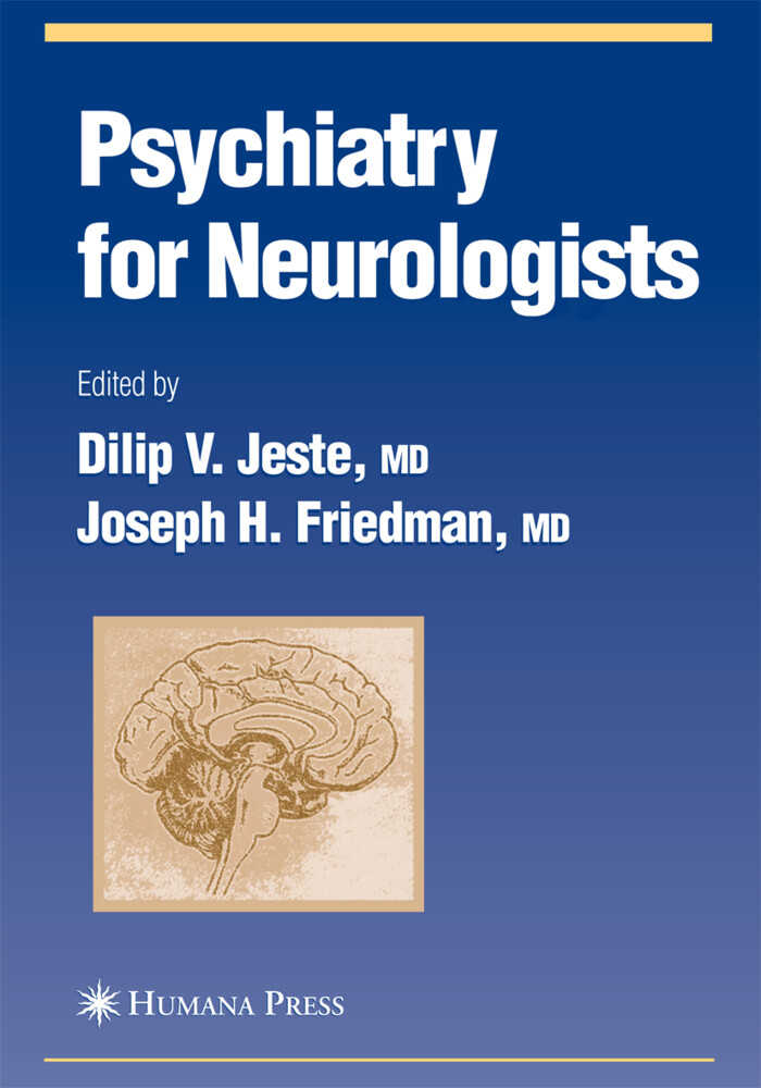 Psychiatry for Neurologists als Buch