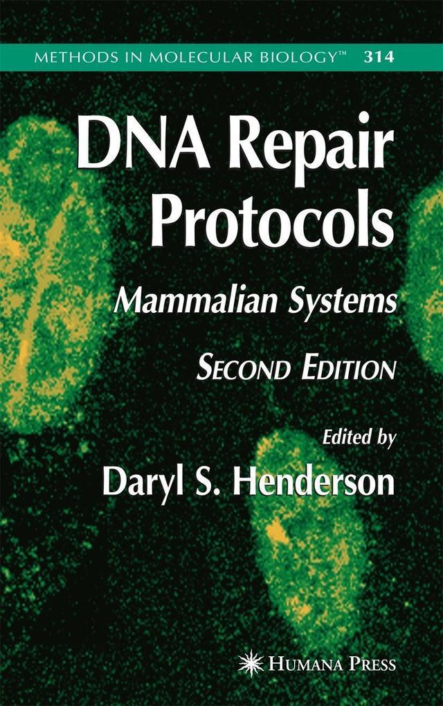 DNA Repair Protocols als Buch