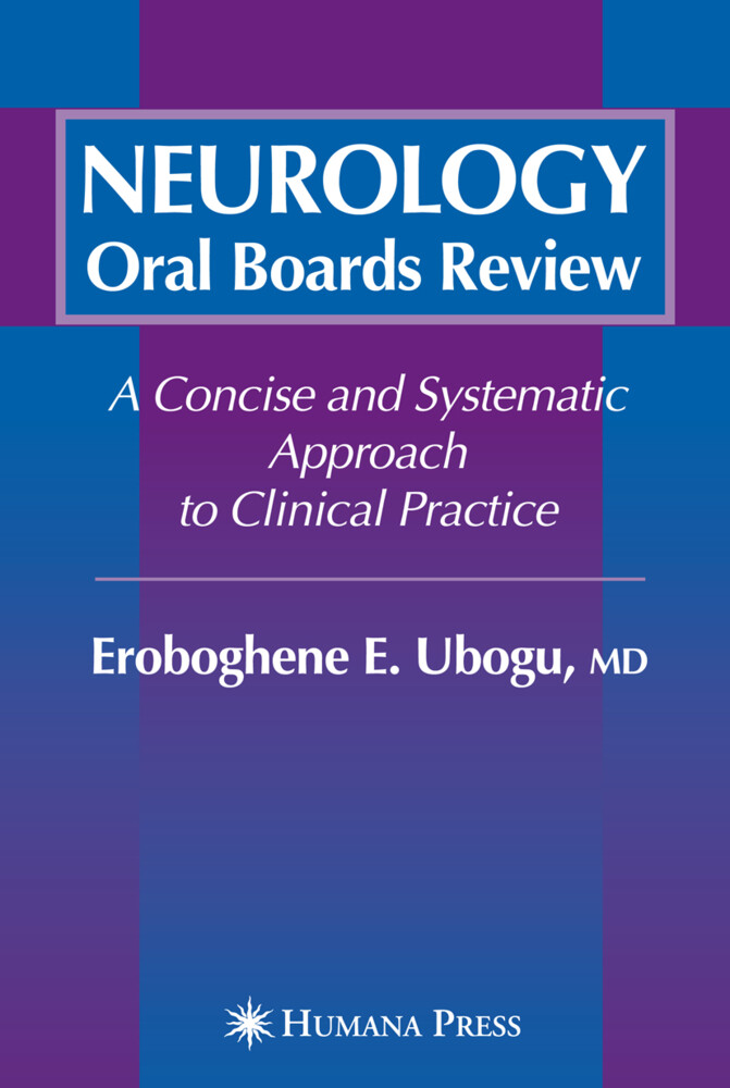 Neurology Oral Boards Review als Buch