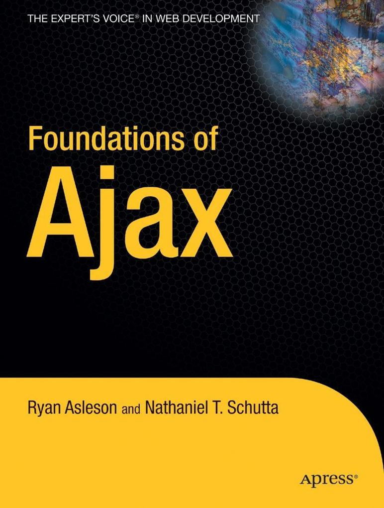 Foundations of Ajax als Buch