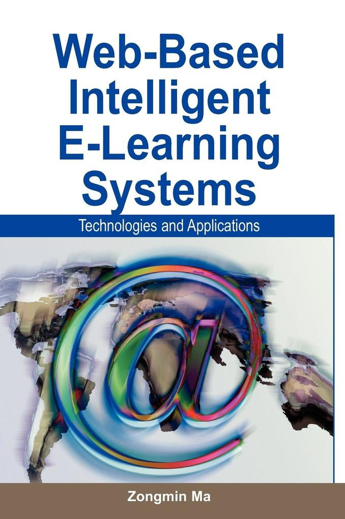 Web-Based Intelligent E-Learning Systems als Buch