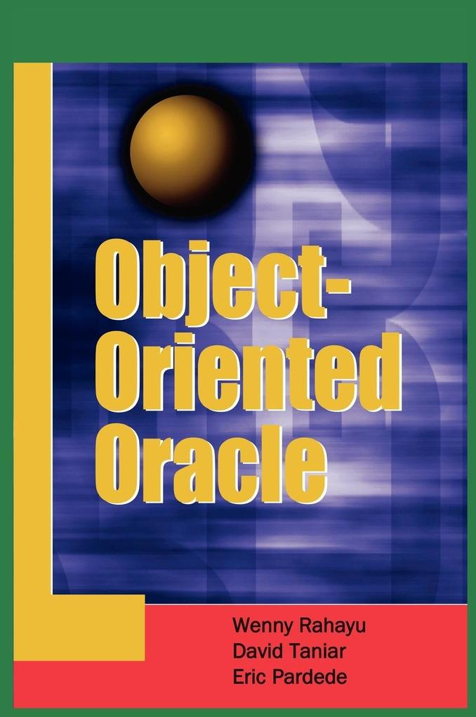 Object-Oriented Oracle als Buch