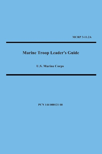 Marine Troop Leader's Guide als Buch