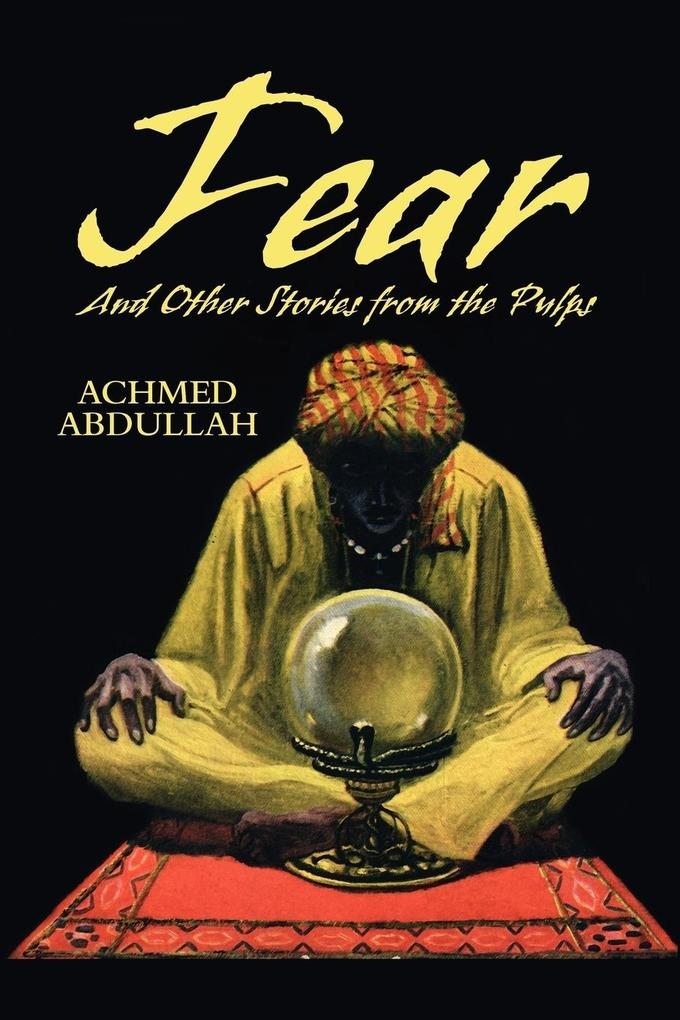 Fear and Other Stories from the Pulps als Taschenbuch