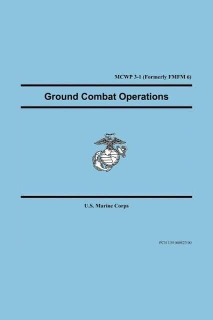 Ground Combat Operations als Taschenbuch