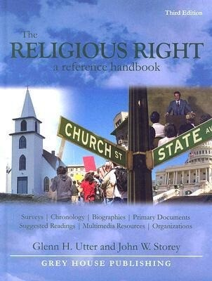 The Religious Right: A Reference Handbook: 0 als Buch