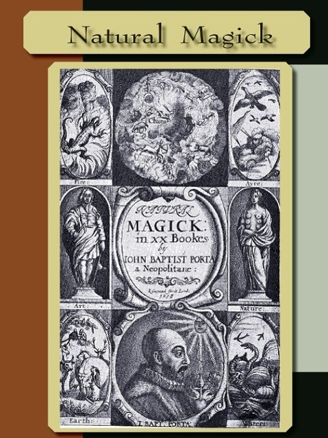 Natural Magick als Taschenbuch