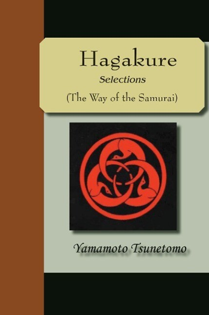 HAGAKURE - Selections (The Way of the Samurai) als Taschenbuch