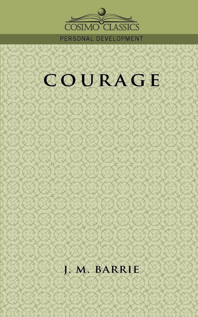 Courage als Taschenbuch