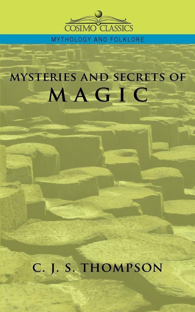 Mysteries of Magic als Taschenbuch