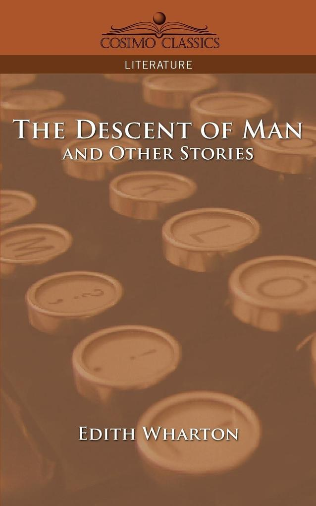 The Descent of Man and Other Stories als Taschenbuch