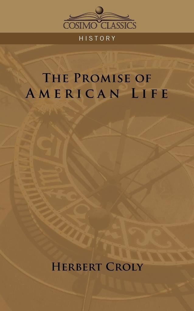 The Promise of American Life als Taschenbuch