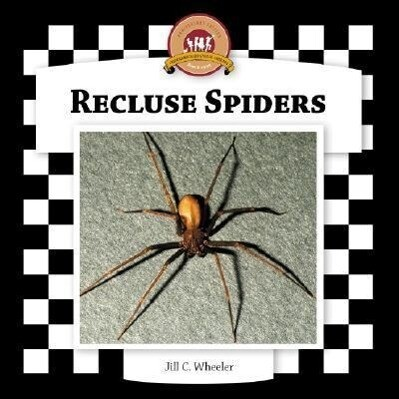 Recluse Spiders als Buch