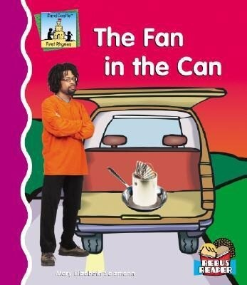 The Fan in the Can als Buch