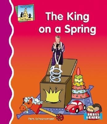 The King on a Spring als Buch