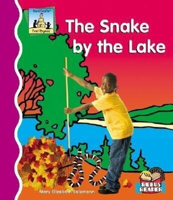 The Snake by the Lake als Buch