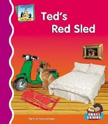 Ted's Red Sled als Buch
