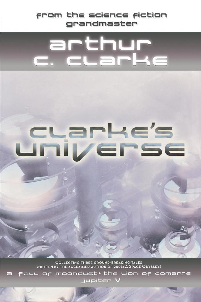 Clarke's Universe als Buch