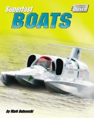 Superfast Boats als Buch
