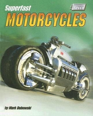 Superfast Motorcycles als Buch