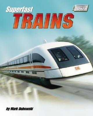 Superfast Trains als Buch