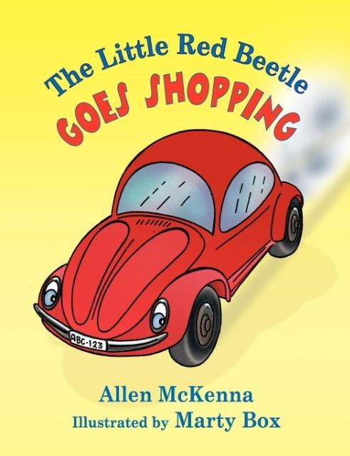 The Little Red Beetle Goes Shopping als Taschenbuch
