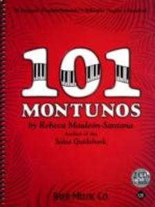 101 Montunos als Buch