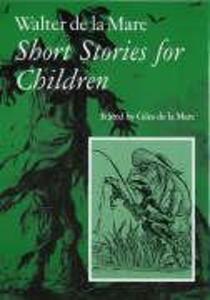 Walter de la Mare, Short Stories for Children als Buch