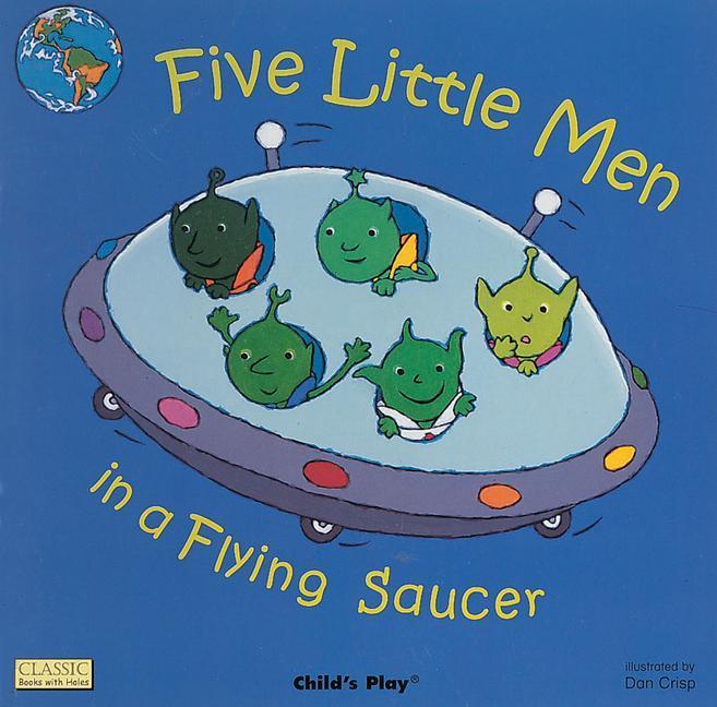 Five Little Men in a Flying Saucer als Taschenbuch