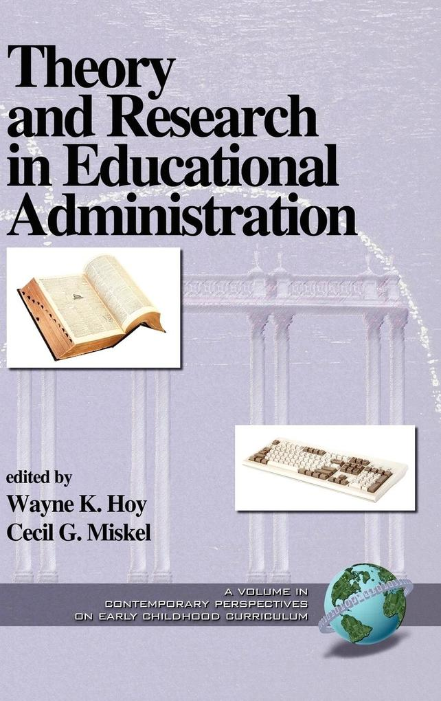 Theory and Research in Educational Administration (HC) als Buch