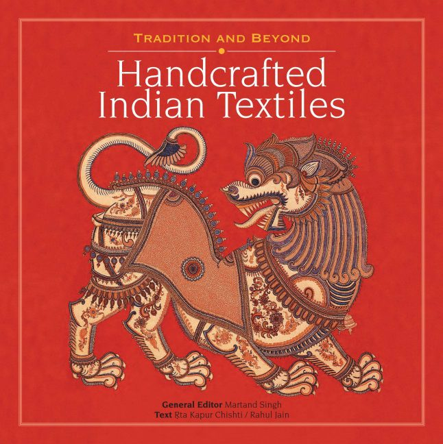 Handcrafted Indian Textiles: Tradition and Beyond als Buch