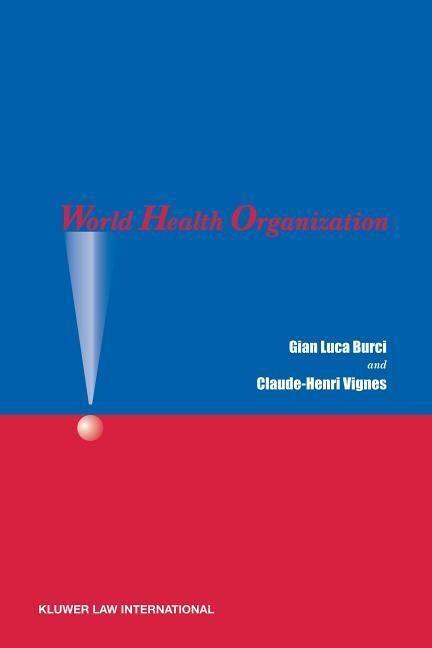 World Health Organization als Buch