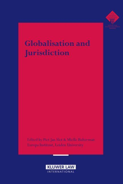 Globalisation and Jurisdiction als Buch