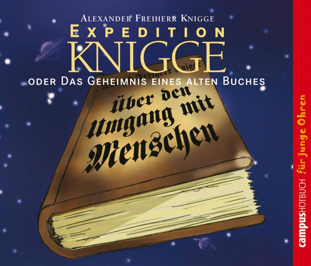 Expedition Knigge als Hörbuch Download