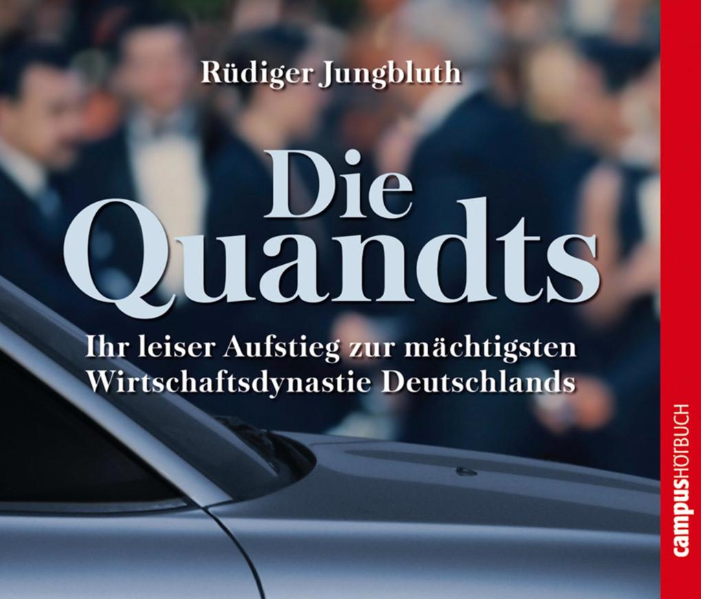 Die Quandts als Hörbuch Download