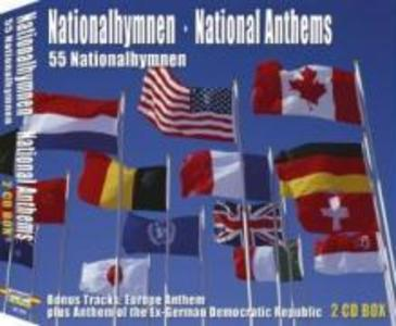 Nationalhymnen als CD