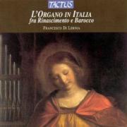 Die Orgel In Italien als CD