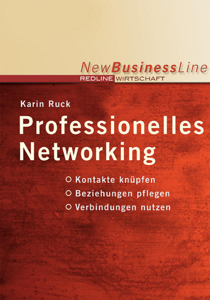 Professionelles Networking als Buch