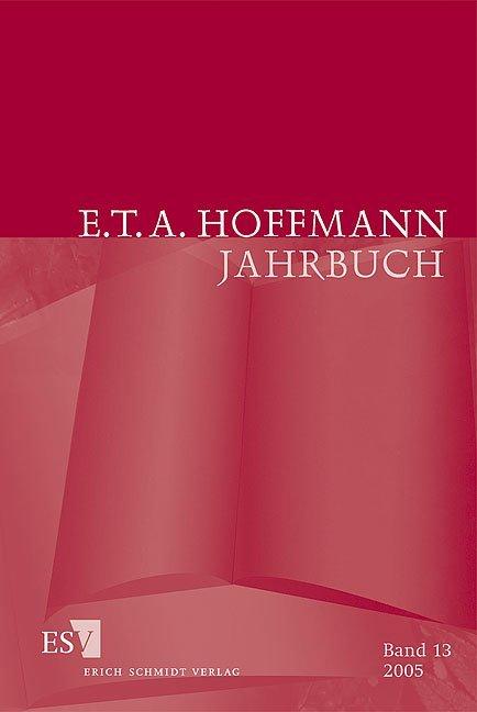 E. T. A. Hoffmann-Jahrbuch 2005 als Buch