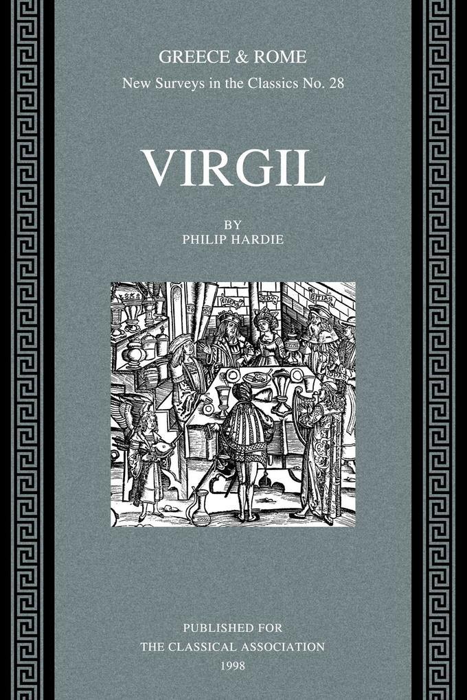 Virgil als Taschenbuch